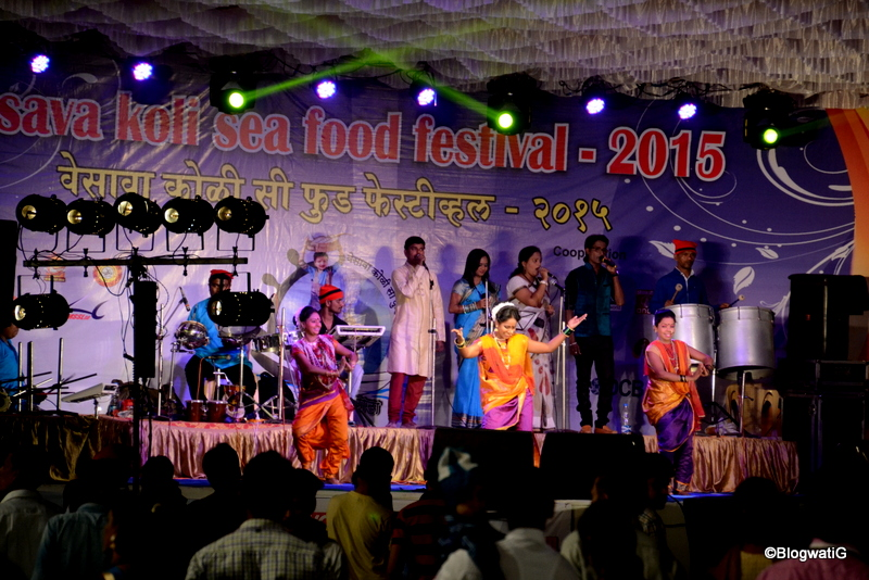Versova Koli Sea Food Festival